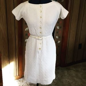 Vintage 1950s Merley Wiggle Dress